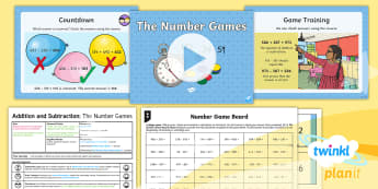 PlanIt Maths Y4 Addition and Subtraction Lesson Pack Checking Answers (2)