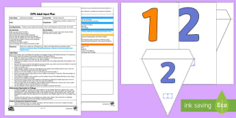 EYFS Find Me, Show Me Adult Input Plan and Resource Pack - EYFS, Number, ELG, mathematics, early years, EYFS Planning, Adult led, teaching, teacher led, lesson