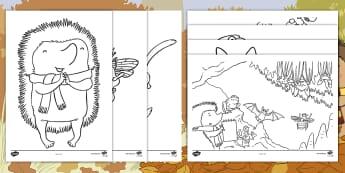 Junior Senior Infants Visual Art Primary Resources Roi