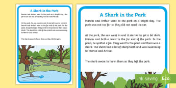 'ar' Phoneme Spotter Story - Respond speedily with the correct sound to graphemes for all 40+ phonemes, including, where applicab