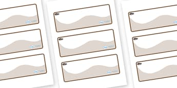 Mole Themed Editable Drawer-Peg-Name Labels (Colourful) - Themed Classroom Label Templates, Resource Labels, Name Labels, Editable Labels, Drawer Labels, Coat Peg Labels, Peg Label, KS1 Labels, Foundation Labels, Foundation Stage Labels, Teaching Lab