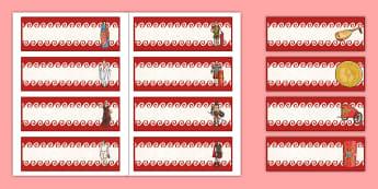 Etiquetas editables con dibujos: Los romanos - Roman Spain, Ancient Rome, Cuarto Curso Primaria, Social Science, Ciencias Sociales, Antigua Roma, r