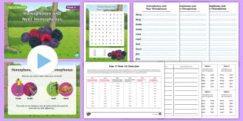 Year 3 Term 1A Week 6 Spelling Pack - Spelling Lists, Word Lists, Autumn Term, List Pack, SPaG