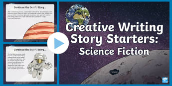 Story Starters for KS2 - Primary Resources