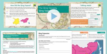 The Qing Dynasty Lesson 3: Expansion - Tibet, Xinjiang, Han, Manchu, Dzungar, Population, Genocide, Qing, China