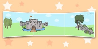 Castles and Knights Small World Background - castle, roleplay
