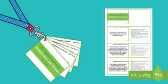 Lanyard Sized Year Three Multiplication and Division Objectives Cards - year 3, year three, y3, maths, National Curriculum statements, objectives, multiplication and divisi
