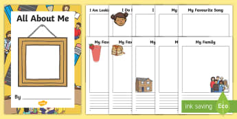 All About Your Teacher Booklet  - new teacher, new class, new year, transition, introduction