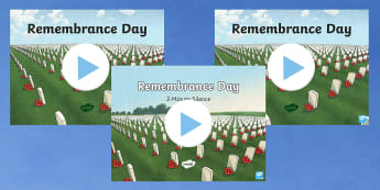 Remembrance Day Assembly Pack - Poppy Day Assembly, PowerPoints, Presentations, Learning, Photos, Information, Silence