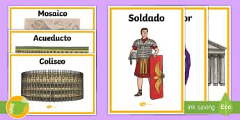Posters de exposición: Los romanos -  Romanos, Ancient Romans, Arquitectura, Architecture, Ancient History, Imperio Romano, Roman Empire
