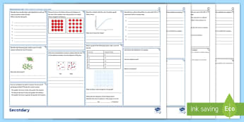 Edexcel GCSE Chemistry Topic 7: Rates of Reaction and Energy Change Higher Revision Activity Mat  - rates, reaction, temperature, concentration, activation Energy, Enzymes, Catalyst