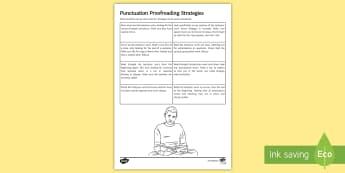 punctuation worksheets ks3 teaching resources. Black Bedroom Furniture Sets. Home Design Ideas