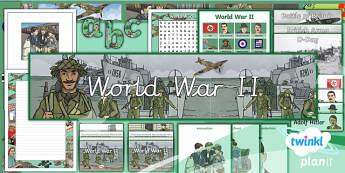 History: World War II LKS2 Additional Resources