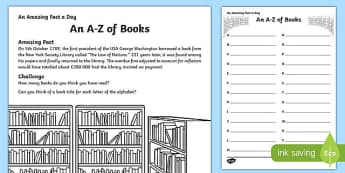 Reading Library Skills Primary Resources - KS2 Reading ...