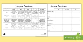 Lehrmaterialien auf Deutsch