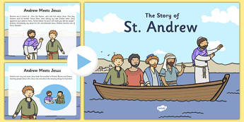 All About St Andrew's Day PowerPoint - st andrews day, information, powerpoint
