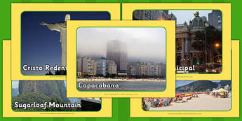 Rio de Janeiro Tourist Attraction Role Play Posters - rio de janeiro, tourist attraction role play, poster, rio de janeiro poster, rio de janeiro role play