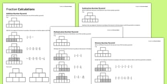 fractions ks3 maths resources. Black Bedroom Furniture Sets. Home Design Ideas