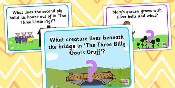 Traditional Tales and Nursery Rhyme Quiz Trail - Traditional tales, nursery rhyme, nursery rhyme quiz, quiz trail, traditional tales quiz