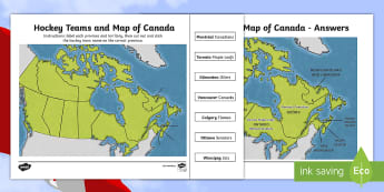 Map Of Canada Resources.Geography Maps Teaching Resources Canada Resources Geography Pri