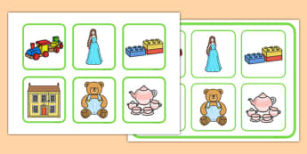 Toys Matching Cards and Board - toys, matching cards, board, matching