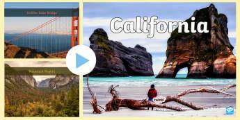 California Photo PowerPoint - california, state of california, california photos, photo powerpoint, california powerpoint
