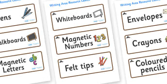 Bat Themed Editable Writing Area Resource Labels - Themed writing resource labels, literacy area labels, writing area resources, Label template, Resource Label, Name Labels, Editable Labels, Drawer Labels, KS1 Labels, Foundation Labels, Foundation St