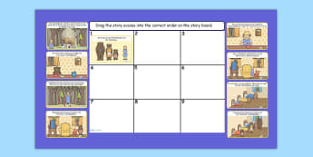 Goldlilocks Story and Story Sequencing Notebook - Goldlilocks Story and Story Sequencing Notebook - goldilocks, goldilock and the three bears, story s
