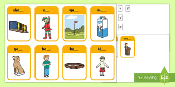 Phase 4 Consonant Blends lf, lk, lp, lt Peg Matching Game - Letters And Sounds, Blend, Decode, Phonics, blends