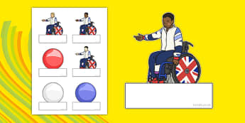 The Paralympics Boccia Self-Registration - Boccia, ball, Paralympics, sports, wheelchair, visually impaired, 2012, London, Olympics, events, medal, compete, Olympic Games