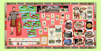Ready Made Romans Display Pack - ready made, roman, pack, display