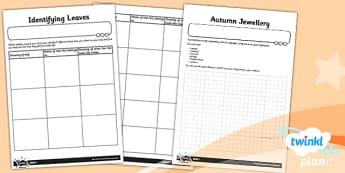 Art: LKS2 Autumn Home Learning Tasks