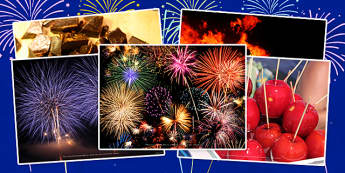 Bonfire Night Photo Clip Art Pack - bonfire night, bonfire, pack
