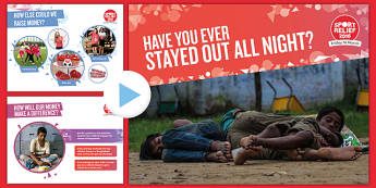 Sport Relief 2016: Russell's Story - Film and Assembly (Secondary) - sport relief 2016, russell