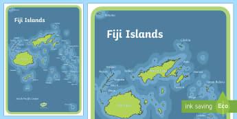 map of fiji - - fiji, map, australia,