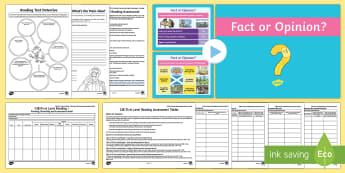 CfE First Level Literacy and English Reading Assessment Resource Pack-Australia