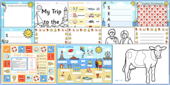 Summer Activity Pack - summer, activities, wordsearch, games, fun