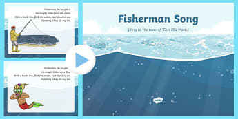 Fisherman Song PowerPoint