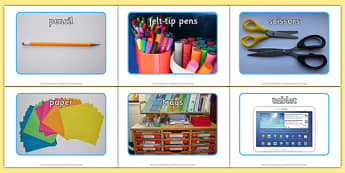School Objects Photo Pack - school objects, photo pack, photo, pack