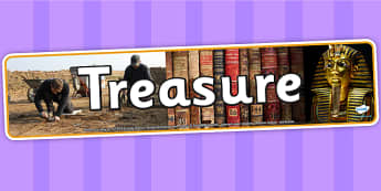 Treasure Photo Display Banner - IPC, banner, photo