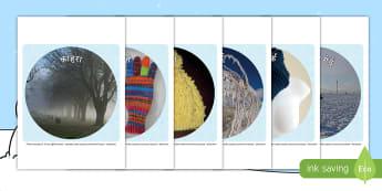शीत ऋतु चित्र कट आउट प्रदर्शन - सर्दी, प्रदर्शन, मंडल, फोटो, वृत्त, सर्द