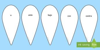Prepositions Fan