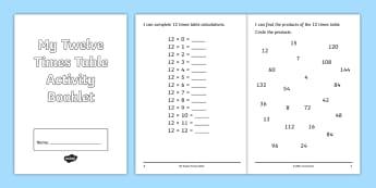 KS2 Multiplication Worksheets Primary Resources
