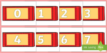 Numbers 0-31 on Chinese Money Wallets - 0-31, foundation stage numeracy, Number recognition, Number flashcards, counting, number frieze, Display numbers, number posters