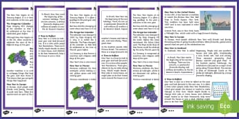 KS2 New Year Differentiated Reading Comprehension Activity - KS2 reading comprehension, new year, New Year celebrations, new year resolutions, addunedau, new year celebrations around the world, Independent reading, reading groups.