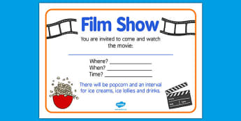 Elderly Care Hydration and Nutrition Week Film Show Poster - Elderly, Reminiscence, Care Homes, Hydration and Nutrition Week