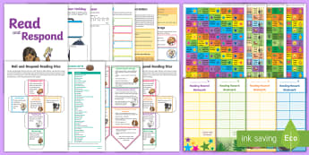 Year 4 Reading At Home Resource Pack - Y4, LKS2, Comprehension, Understanding, Reading Dogs, Parents, Questioning