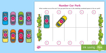 Numbers & the Number System Number Recognition Early Years (EYFS)