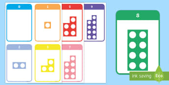 Number Shape Matching Activity Number Bonds to 10 Number Cards - Number bonds, number bonds, number bonds to 10, number shapes, numicon, Numicon,Welsh