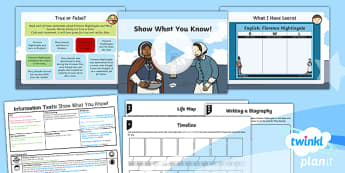 Significant Individuals: Florence Nightingale: Information Texts 4 Y2 Lesson Pack - Nurses, Victorians, Crimean war, mini topic, year one history, Mary Seacole